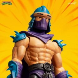 Evil Shredder Super7 Ultimates (Tortues Ninja)