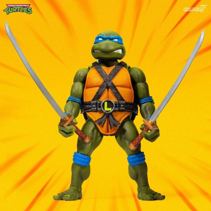 Leonardo Super7 Ultimates (Tortues Ninja)