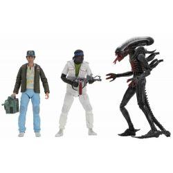 Brett Parker et Big Chap Alien Neca (Alien)