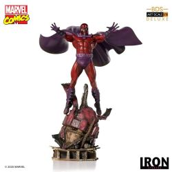 Magneto BDS Art Scale 1/10 Iron Studios (X-Men)