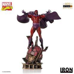 Magneto BDS Art Scale 1/10 Iron Studios (X-Men)