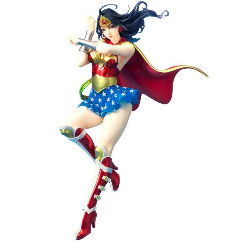 Armored Wonder Woman Bishoujo Kotobukiya (DC Comics)