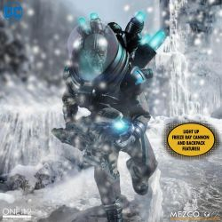 Mr Freeze Mezco Deluxe Edition (Batman)