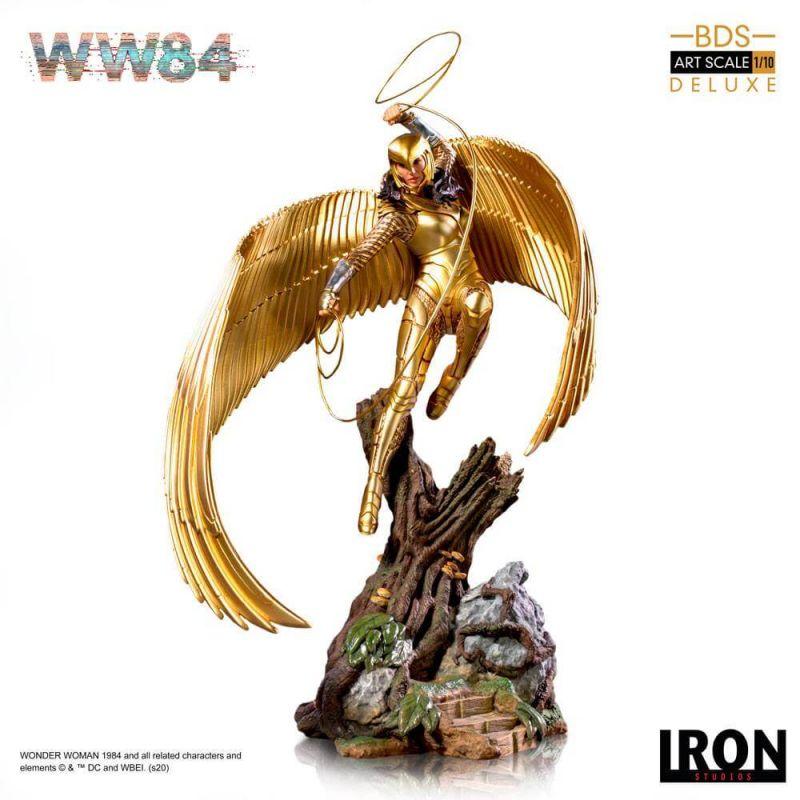 Wonder Woman BDS Art Scale 1/10 Iron Studios (Wonder Woman 1984)