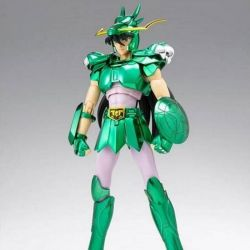 Saint Cloth Myth Dragon Shiryu Revival (Saint Seiya) - slightly damaged box