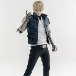 Genos ThreeZero Season 2 (One Punch Man)