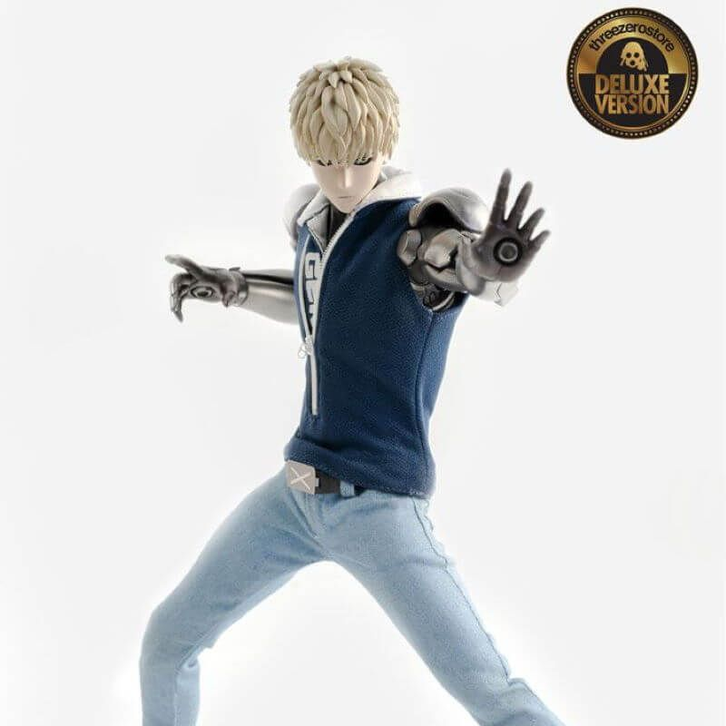 Genos ThreeZero Season 2 Deluxe Version (One Punch Man)