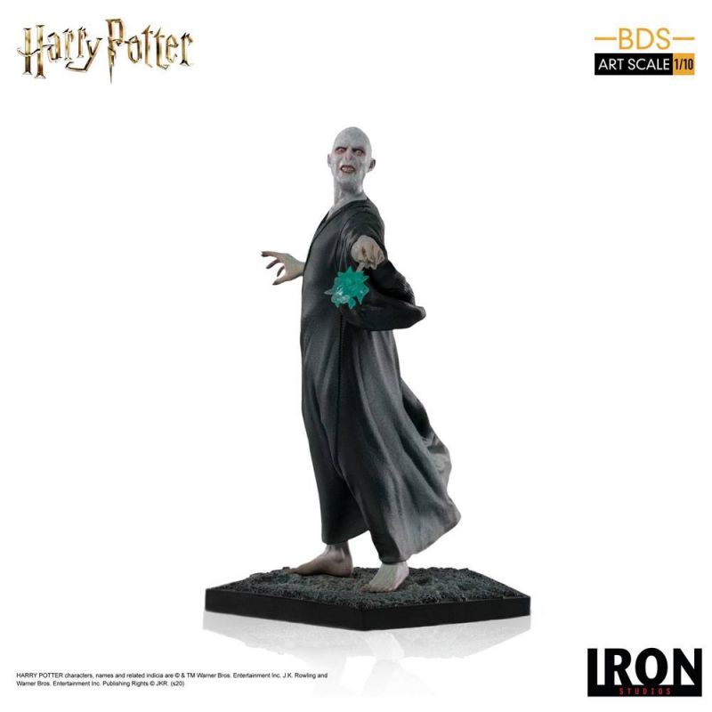 Voldemort BDS Art Scale 1/11 Iron Studios (Harry Potter and the goblet of fire)