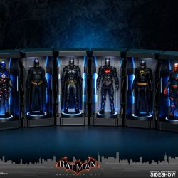 Batman Hot Toys Dioramas Armory VGMC015 (Batman Arkham Knight)