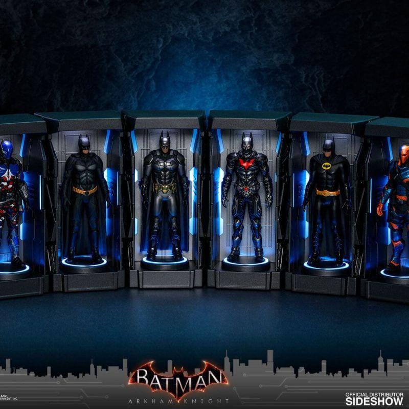 Batman Dioramas Armory VGMC015 (Batman Arkham Knight)
