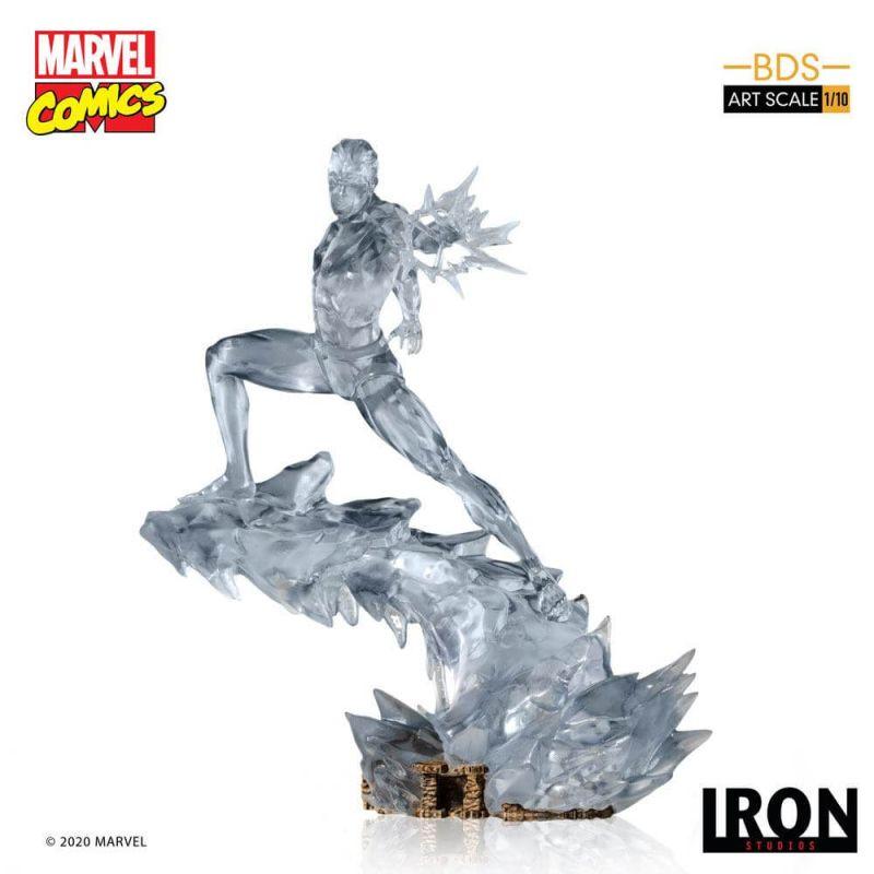 Iceberg BDS Art Scale 1/10 Iron Studios (X-Men)