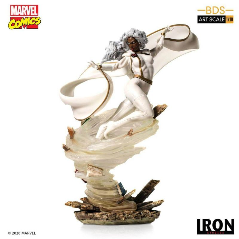 Storm BDS Art Scale 1/10 Iron Studios (X-Men)