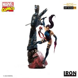 Psylocke BDS Art Scale 1/10 Iron Studios (X-Men)