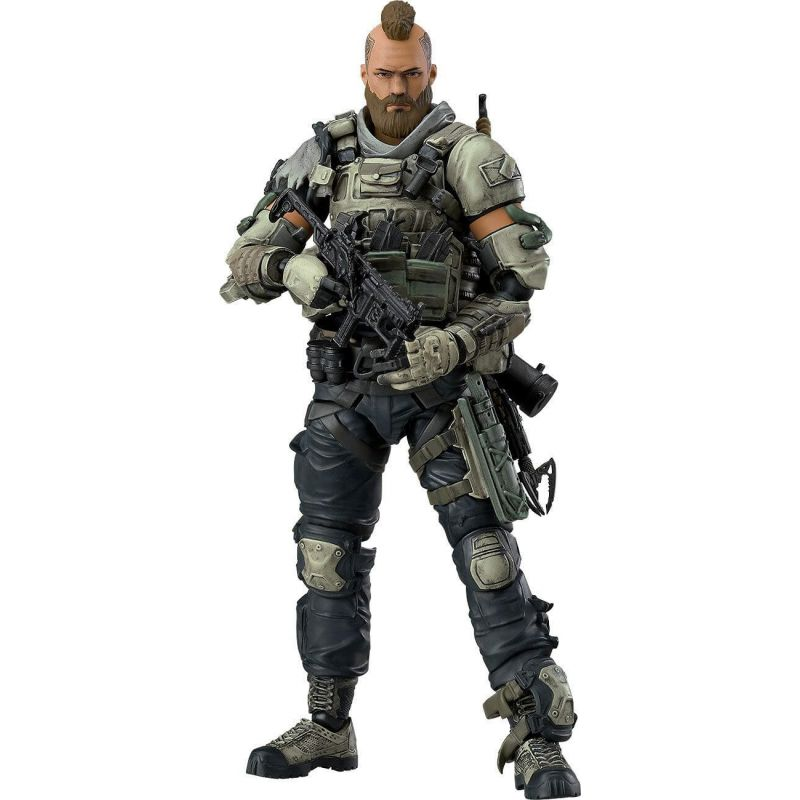 Ruin Figma Good Smile Company (Call of Duty Black Ops 4)