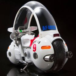 Bulma Bike SH Figuarts Bandai Tamashii Nations (Dragon Ball)