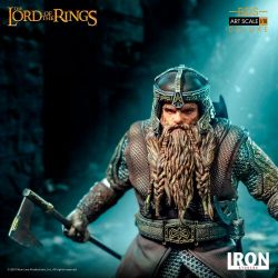 Gimli BDS Art Scale 1/10 Iron Studios (Le Seigneur des Anneaux)