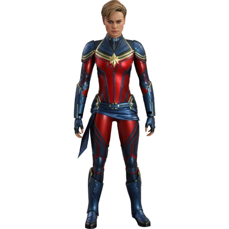 Captain Marvel Hot Toys MMS575 (Avengers Endgame)