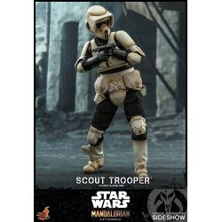 Scout Trooper Hot Toys TMS016 (Star Wars The Mandalorian)
