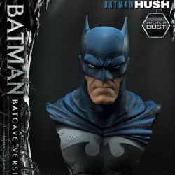 Batman buste Prime 1 Studio Batcave Version (Batman Hush)