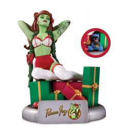 Poison Ivy Bombshells DC Collectibles Holiday variant (Dc Comics)