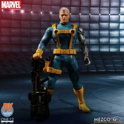 Cable One:12 Mezco Px (X-men)