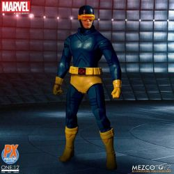 Cyclops One:12 Mezco Px (X-men)