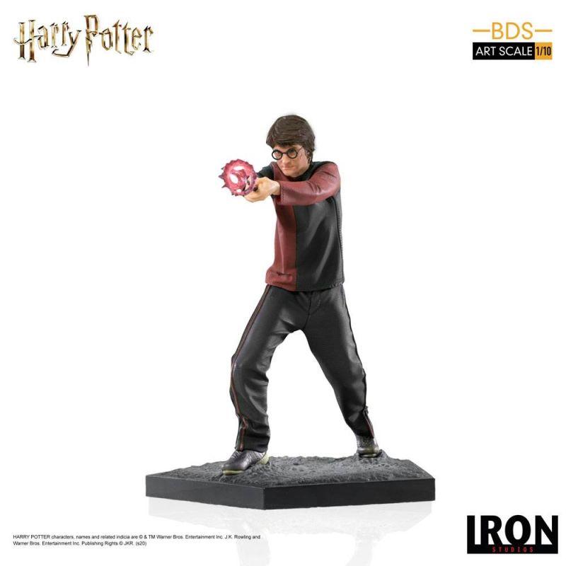 Harry Potter BDS Art Scale 1/10 Iron Studios (Harry Potter et la Coupe de feu)