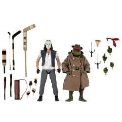 Casey Jones et Raphael in Disguise Neca (Les Tortues ninja)