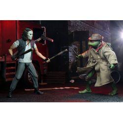 Casey Jones et Raphael in Disguise Neca (Les Tortues ninja)