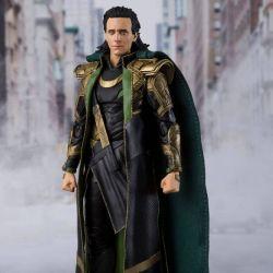 Loki SH Figuarts Bandai (Avengers)