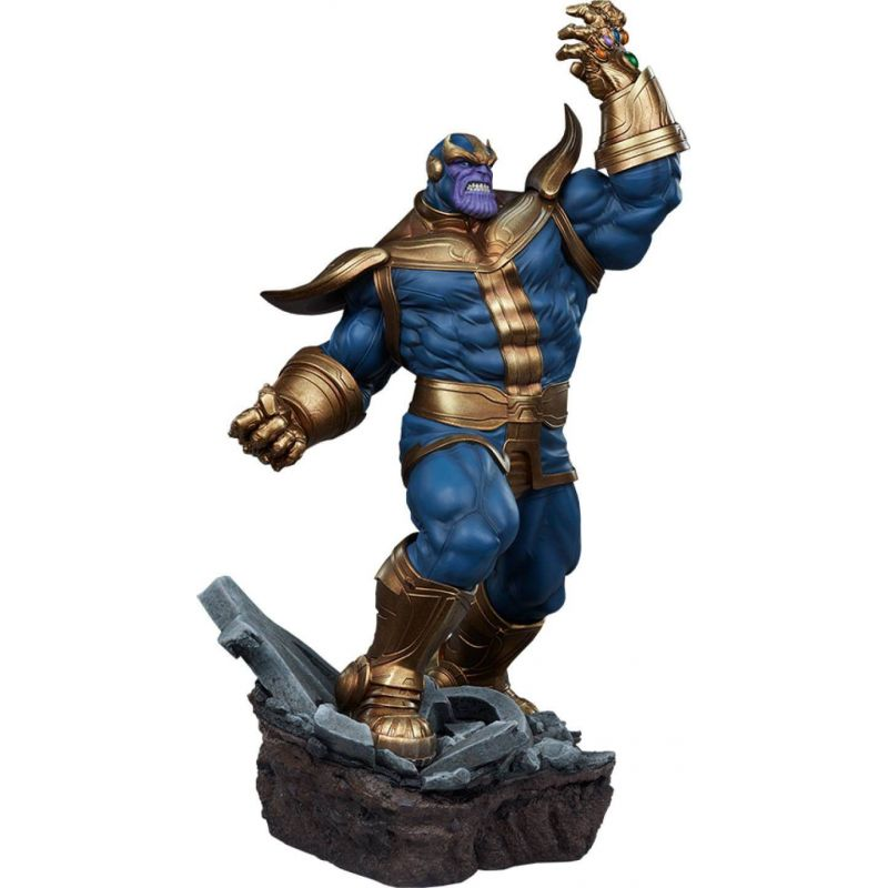 Thanos Sideshow Collectibles Modern Version (Avengers Assemble)