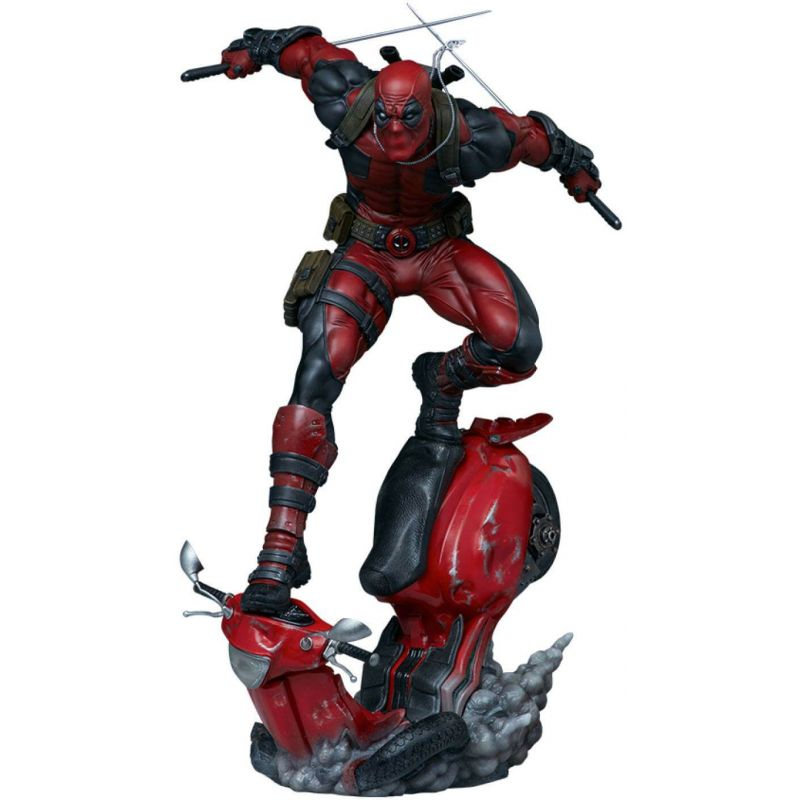 Deadpool Premium Format 1/4 Sideshow Collectibles (Marvel)