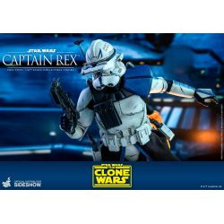 Captain Rex Hot Toys TMS018 (Star Wars The Clone Wars)