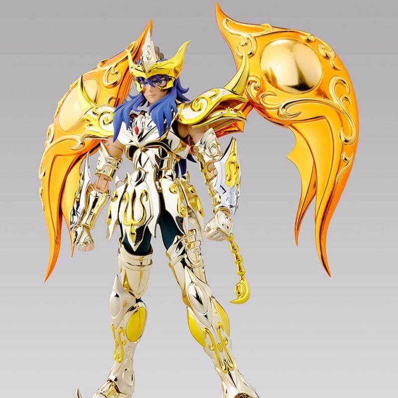 Saint Cloth Myth EX Scorpio Milo (Saint Seiya Soul of Gold)