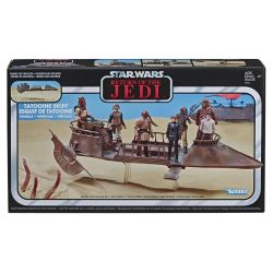 Jabba's Tatooine Skiff Vintage Collection Hasbro (Star Wars Return of the Jedi)
