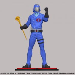 Cobra Commander Pop Culture Shock (GI Joe)