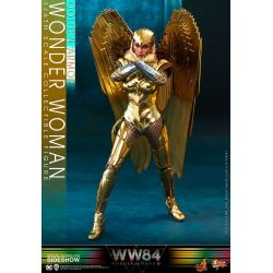 Wonder Woman Hot Toys Golden Armor MMS577 (Wonder Woman 1984)