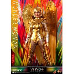 Wonder Woman Hot Toys Deluxe Golden Armor MMS578 (Wonder Woman 1984)