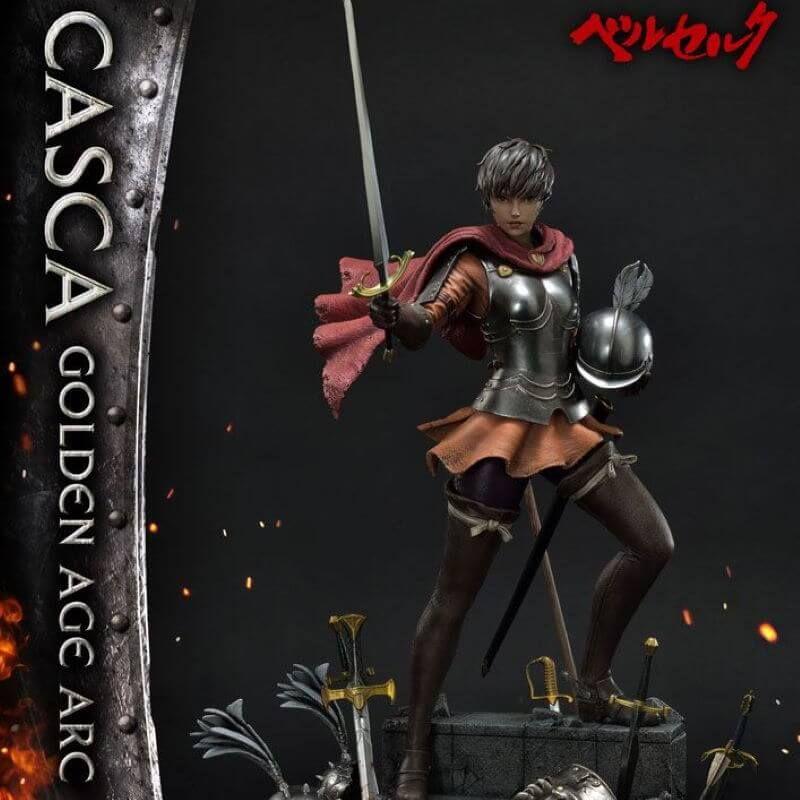Casca Prime 1 Studio Golden Age Arc Edition (Berserk)