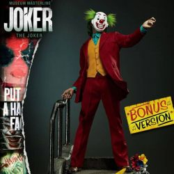The Joker Museum Masterline Prime 1 Studio Bonus Version (The Joker)