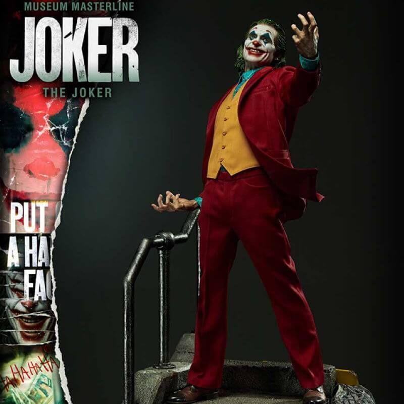 The Joker Museum Masterline Prime 1 Studio (The Joker)