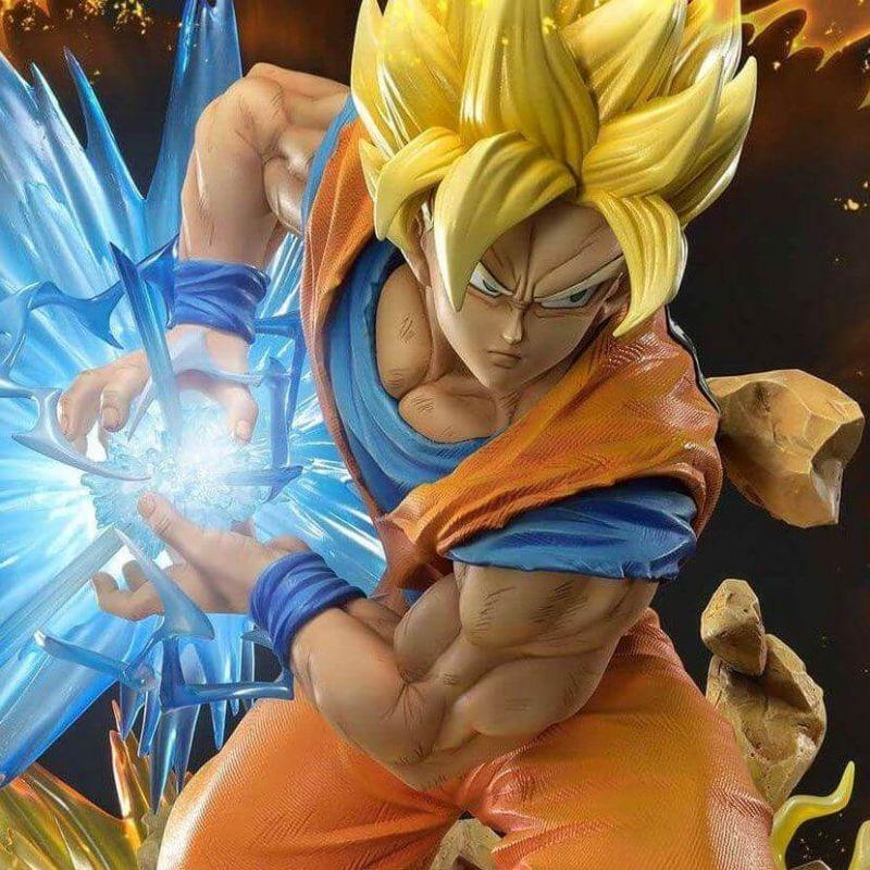 Son Goku Super Saiyan Prime 1 Studio (Dragon Ball)