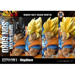 Son Goku Super Saiyan Prime 1 Studio Deluxe (Dragon Ball)