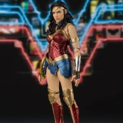 Wonder Woman SH Figuarts (Wonder Woman 1984)