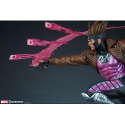 Gambit Maquette Sideshow Collectibles (X-Men)