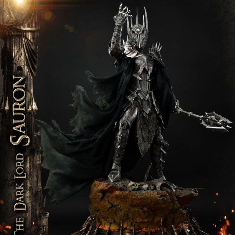 The Dark Lord Sauron Prime 1 Studio (Le Seigneur des Anneaux)