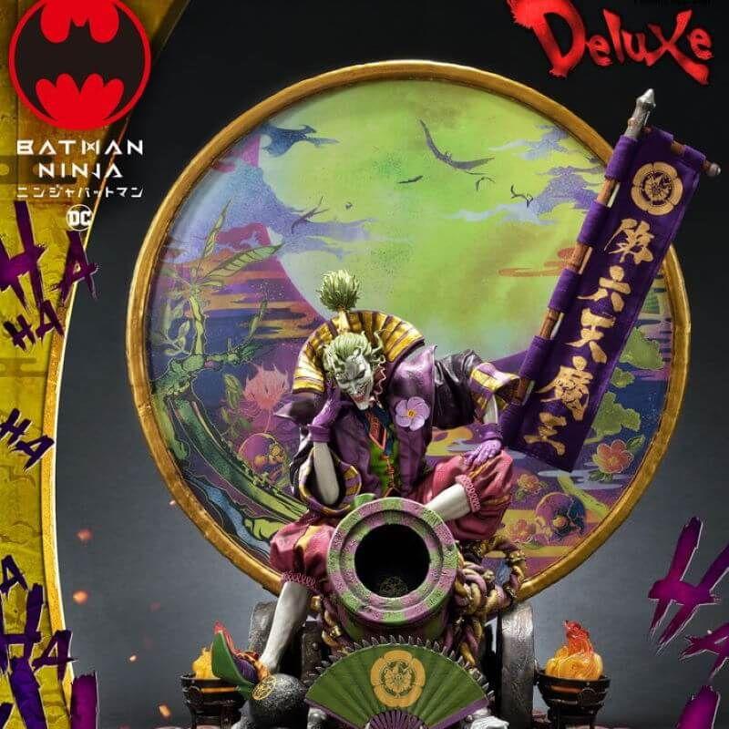 Sengoku Joker Prime 1 Studio Deluxe Version Batman Ninja