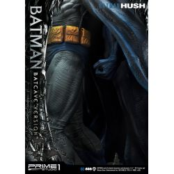 Batman statue Prime 1 Studio Batcave Version (Batman Hush)