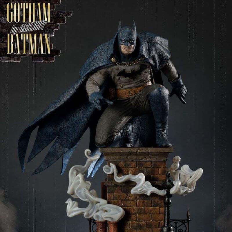 Batman statue Prime 1 Studio Gotham by Gaslight Blue Version (Batman)