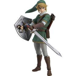 Link Figma Good Smile Company Deluxe Version (The Legend of Zelda Twilight Princess)